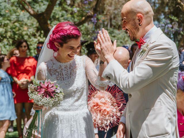 La boda de Juan Carlos y Azahara en El Puerto De Santa Maria, Cádiz 18
