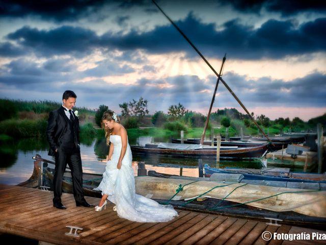 La boda de m nica y luis en catarroja valencia - El tiempo en catarroja ...