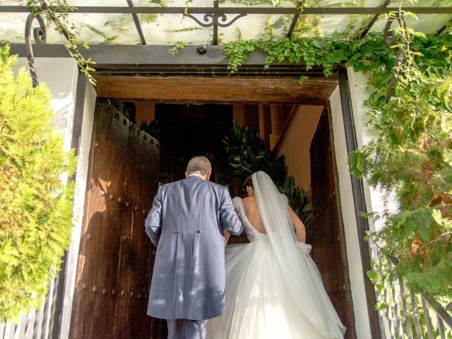 La boda de Álvaro y Marta en Granada, Granada 13