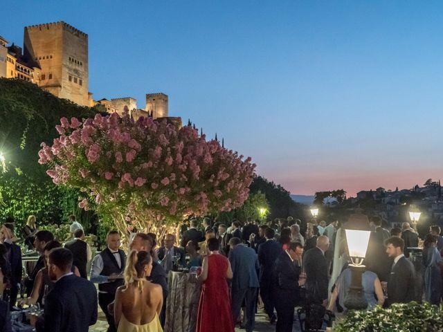 La boda de Álvaro y Marta en Granada, Granada 14