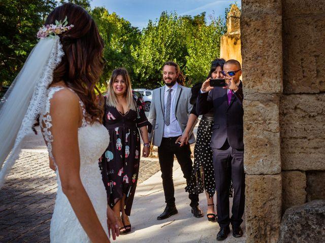 La boda de Rebeca y Davide en Zaragoza, Zaragoza 18