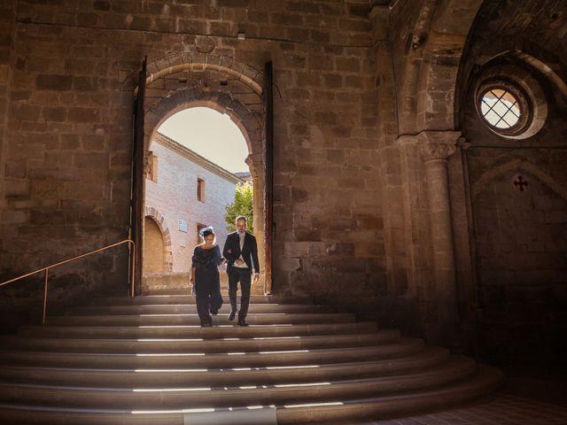 La boda de Rebeca y Davide en Zaragoza, Zaragoza 19