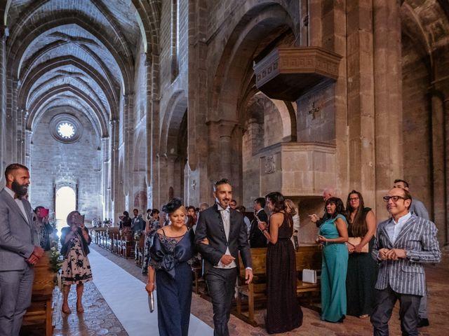 La boda de Rebeca y Davide en Zaragoza, Zaragoza 20