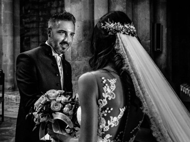 La boda de Rebeca y Davide en Zaragoza, Zaragoza 27
