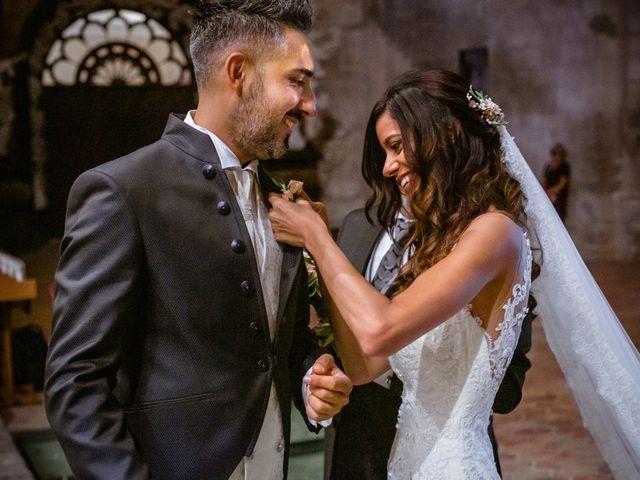 La boda de Rebeca y Davide en Zaragoza, Zaragoza 28