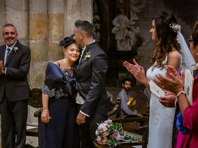 La boda de Rebeca y Davide en Zaragoza, Zaragoza 29