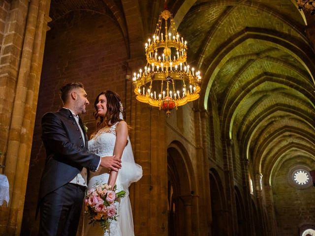 La boda de Rebeca y Davide en Zaragoza, Zaragoza 35