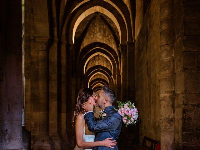 La boda de Rebeca y Davide en Zaragoza, Zaragoza 1
