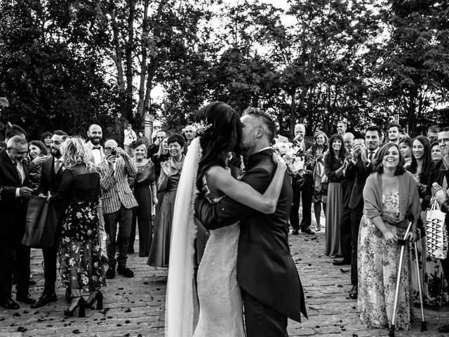 La boda de Rebeca y Davide en Zaragoza, Zaragoza 40