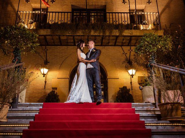 La boda de Rebeca y Davide en Zaragoza, Zaragoza 44