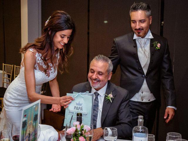 La boda de Rebeca y Davide en Zaragoza, Zaragoza 50