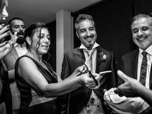 La boda de Rebeca y Davide en Zaragoza, Zaragoza 53