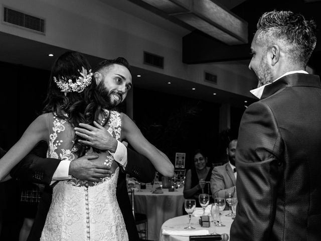 La boda de Rebeca y Davide en Zaragoza, Zaragoza 54