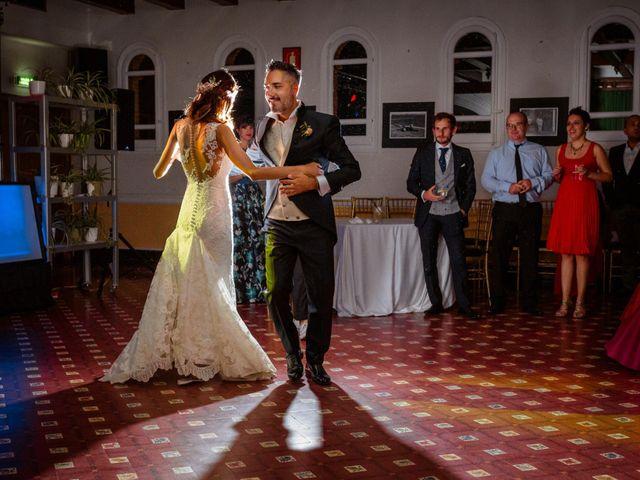 La boda de Rebeca y Davide en Zaragoza, Zaragoza 55