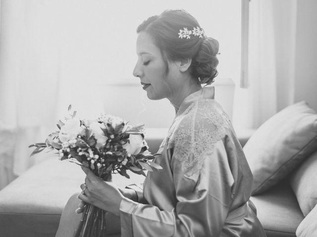 La boda de Vanesa y Benjamín