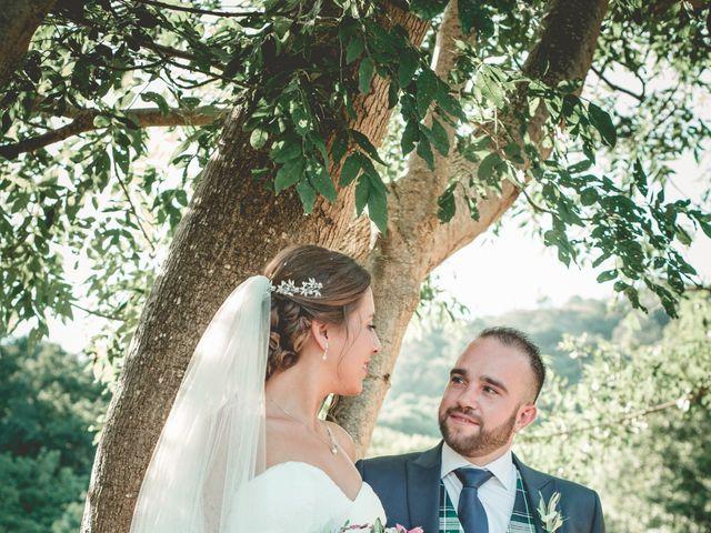 La boda de Benjamín y Vanesa en Oviedo, Asturias 19