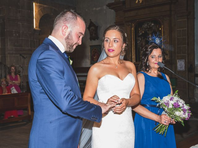 La boda de Benjamín y Vanesa en Oviedo, Asturias 29