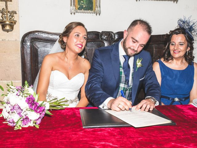 La boda de Benjamín y Vanesa en Oviedo, Asturias 30