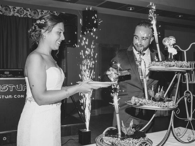 La boda de Benjamín y Vanesa en Oviedo, Asturias 41