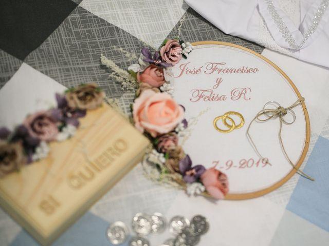 La boda de Felisa y José Francisco en Valverde Del Camino, Huelva 5