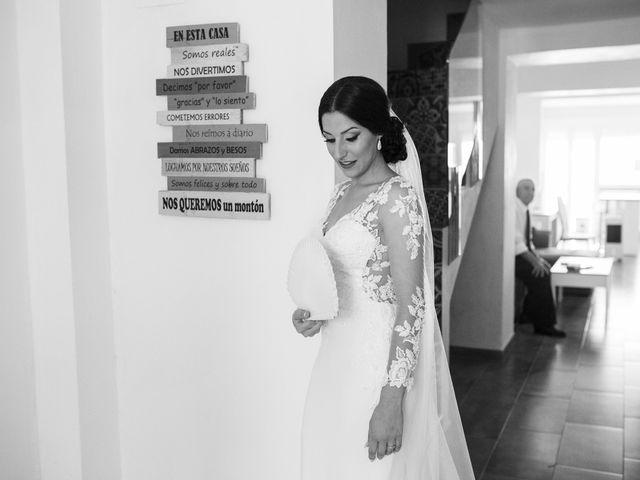 La boda de Felisa y José Francisco en Valverde Del Camino, Huelva 13
