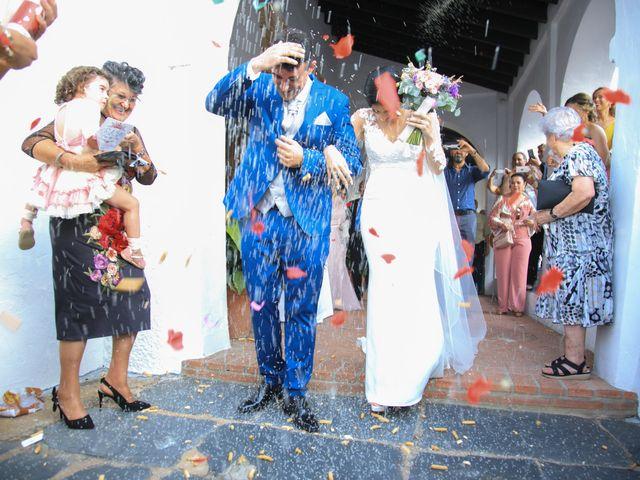 La boda de Felisa y José Francisco en Valverde Del Camino, Huelva 16