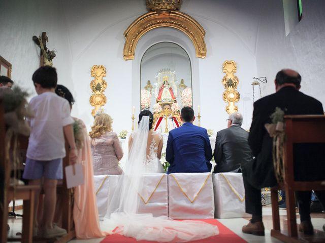 La boda de Felisa y José Francisco en Valverde Del Camino, Huelva 17