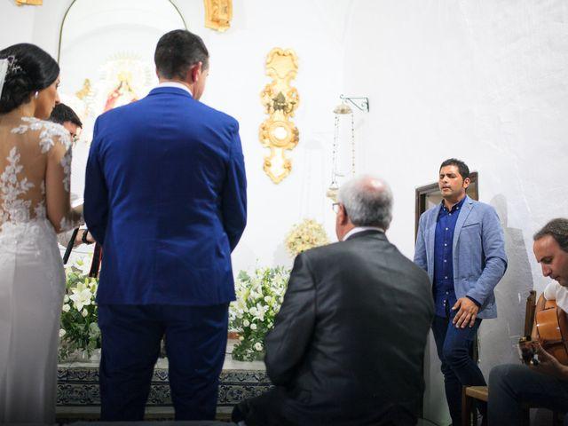 La boda de Felisa y José Francisco en Valverde Del Camino, Huelva 19
