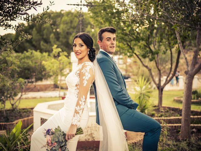 La boda de Felisa y José Francisco en Valverde Del Camino, Huelva 24