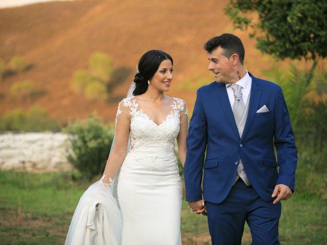 La boda de Felisa y José Francisco en Valverde Del Camino, Huelva 27