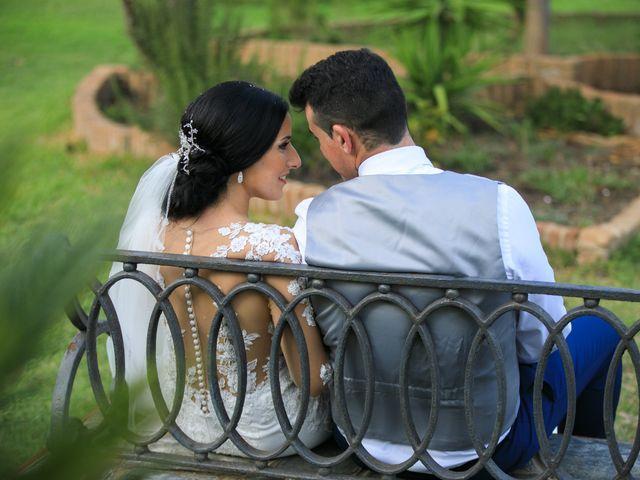 La boda de Felisa y José Francisco en Valverde Del Camino, Huelva 28