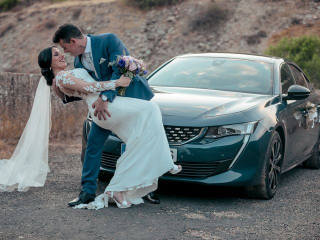 La boda de Felisa y José Francisco en Valverde Del Camino, Huelva 30