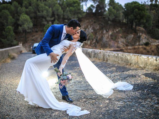 La boda de Felisa y José Francisco en Valverde Del Camino, Huelva 35