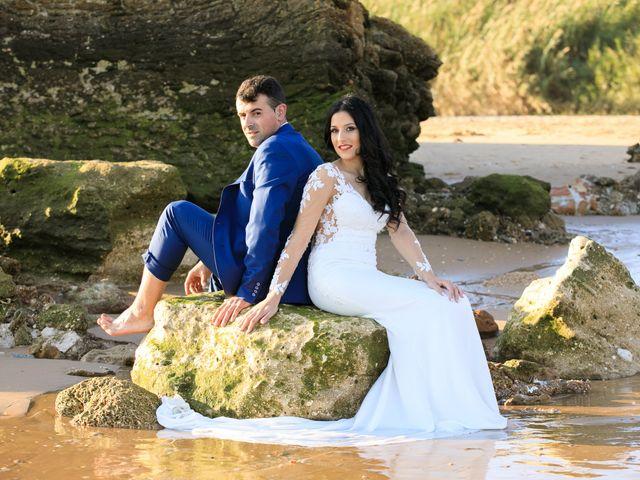 La boda de Felisa y José Francisco en Valverde Del Camino, Huelva 44