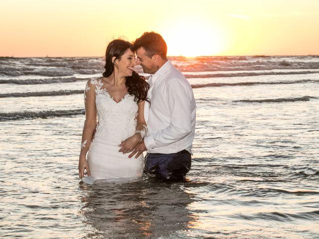 La boda de Felisa y José Francisco en Valverde Del Camino, Huelva 54