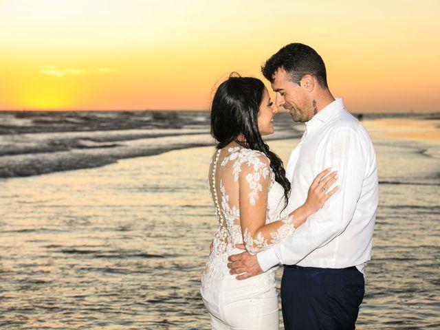 La boda de Felisa y José Francisco en Valverde Del Camino, Huelva 56