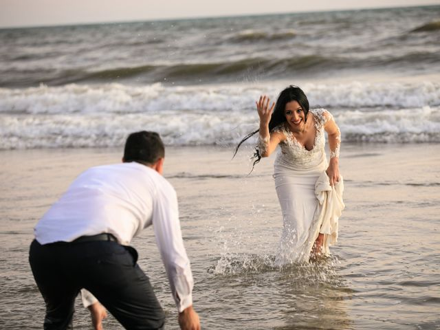 La boda de Felisa y José Francisco en Valverde Del Camino, Huelva 57