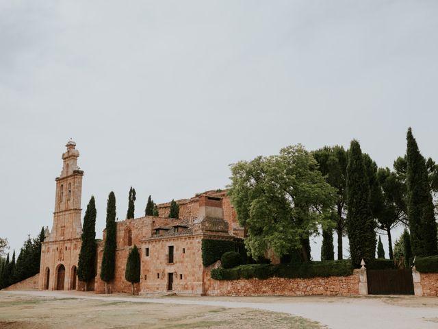 La boda de Andrea y Adriano en Ayllon, Segovia 3