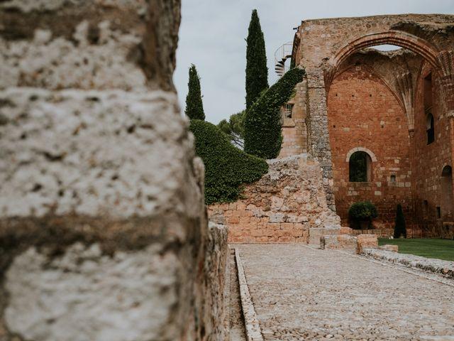 La boda de Andrea y Adriano en Ayllon, Segovia 4