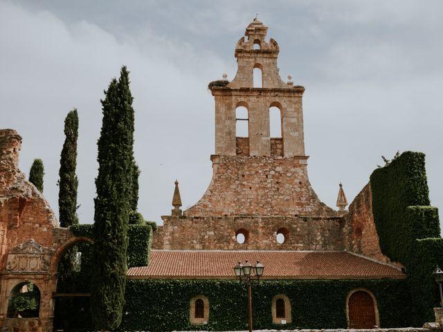 La boda de Andrea y Adriano en Ayllon, Segovia 9