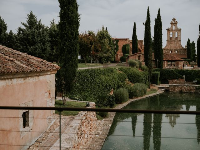 La boda de Andrea y Adriano en Ayllon, Segovia 12