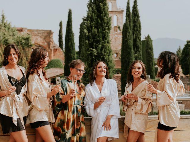 La boda de Andrea y Adriano en Ayllon, Segovia 14