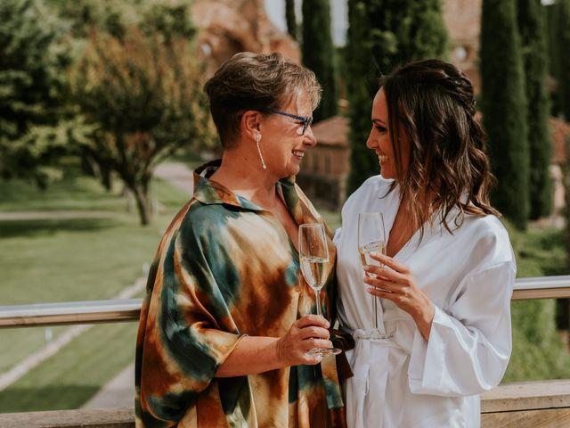 La boda de Andrea y Adriano en Ayllon, Segovia 15