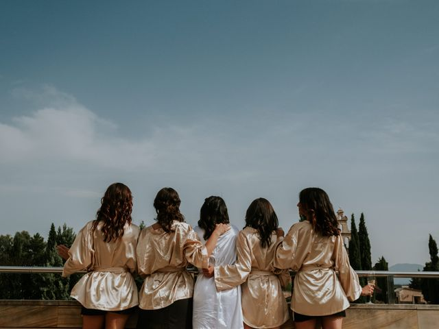 La boda de Andrea y Adriano en Ayllon, Segovia 16