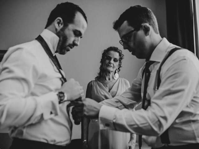 La boda de Andrea y Adriano en Ayllon, Segovia 20