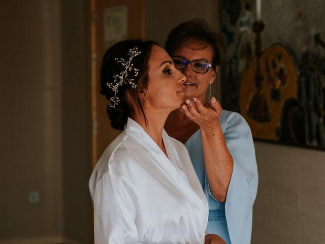 La boda de Andrea y Adriano en Ayllon, Segovia 27