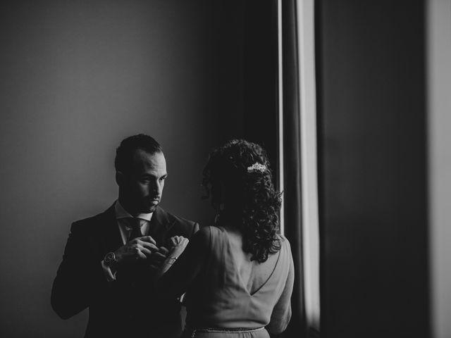 La boda de Andrea y Adriano en Ayllon, Segovia 30