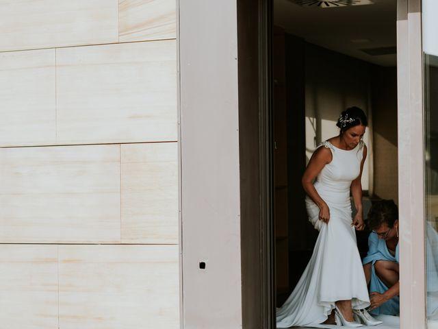 La boda de Andrea y Adriano en Ayllon, Segovia 35