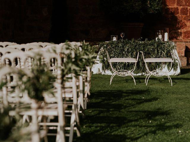 La boda de Andrea y Adriano en Ayllon, Segovia 43