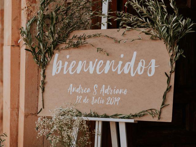 La boda de Andrea y Adriano en Ayllon, Segovia 44